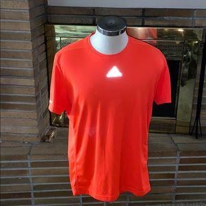 Men's Adidas Running Shirt Size Large